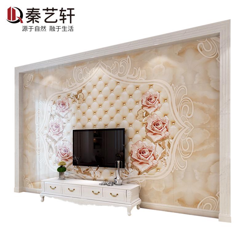 秦艺轩瓷砖纯色马柱