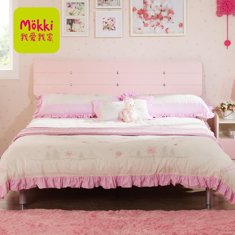 我爱我家儿童家具板式儿童床W9A01-12-01