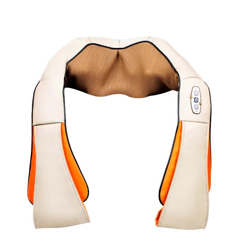傲盛肩颈椎按摩器仪捶背敲敲乐颈部腰部肩膀部颈肩脖子多功能披肩