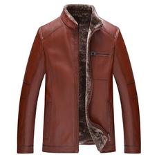 Одежда из кожи Snow leopard mbd01251
