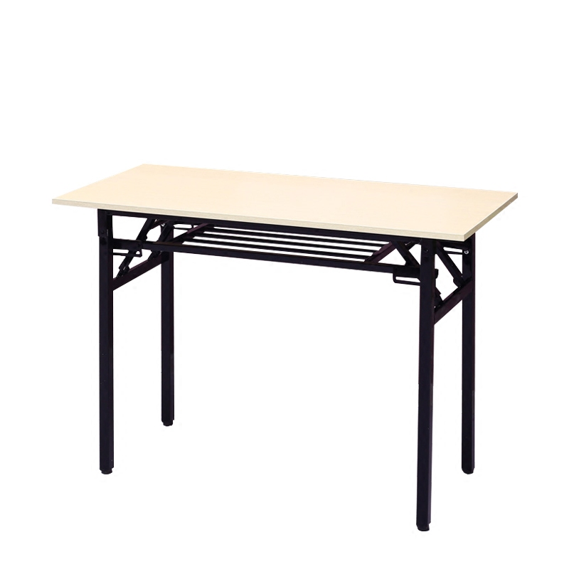 Simple folding table rectangular training table stall table outdoor study desk meeting long table dining table IBM table