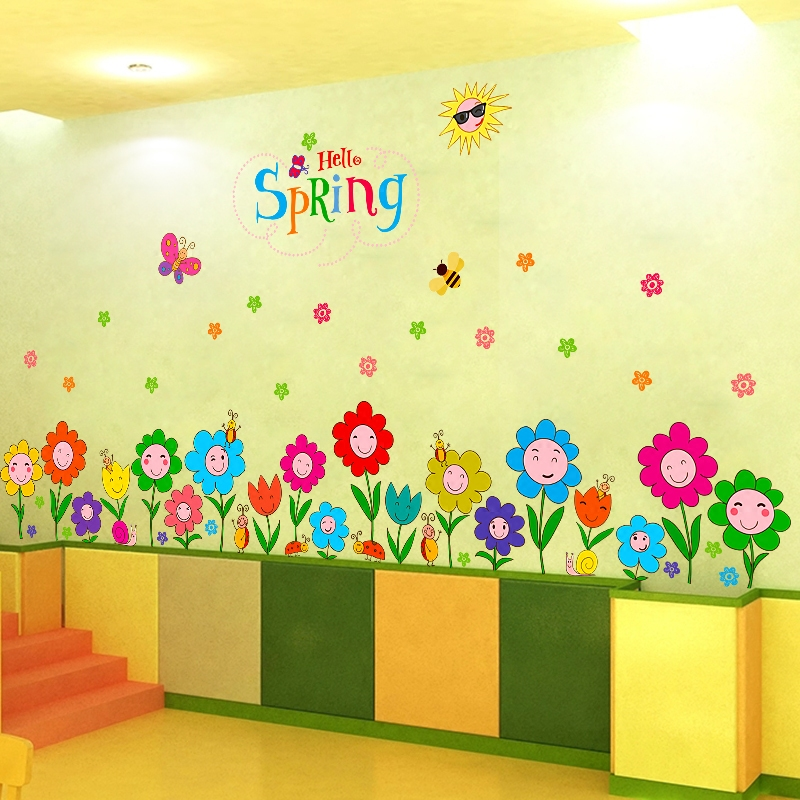 Cool How To Decorate Classroom Walls Contemporary - Wall Art Design ...