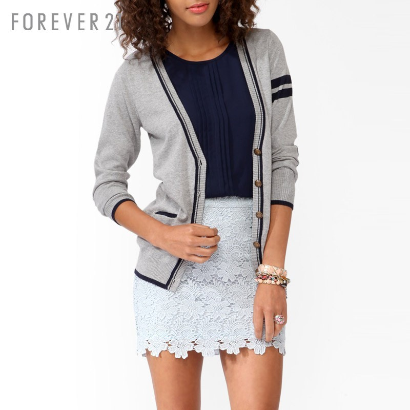Свитер женский Forever 21 27705364 FOREVER21 FAB