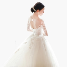 Wedding dress s128 2016