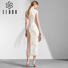 Evening dress Think duo s6153