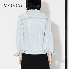 Short jacket Mo & Co. ma171jkt401