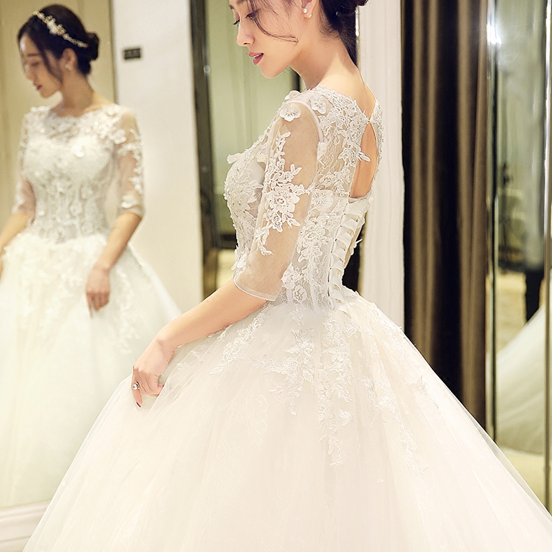 Wedding dress hs1870 2017