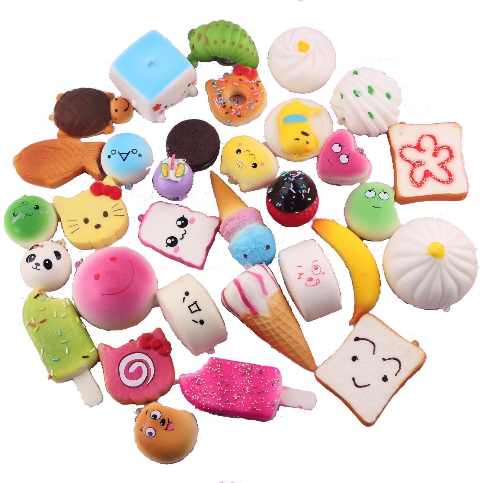 искусственные фрукты хлюпик хлеб игрушки небольшой кулон лотерейный мешок искусственная моделирование пищевой упаковке Бесплатная доставка горячий продавать взрыв модели с молочным ароматом
