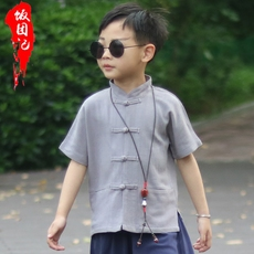 Chinese traditional outfit for children Rice