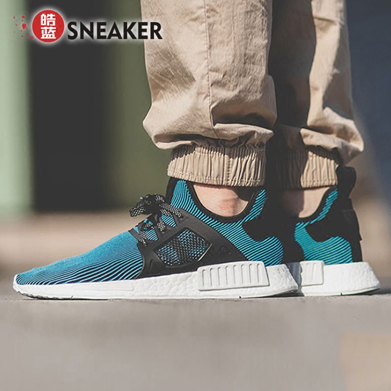 THE ADIDAS NMD XR1 IS ARRIVING IN GREY SNEAKER X9