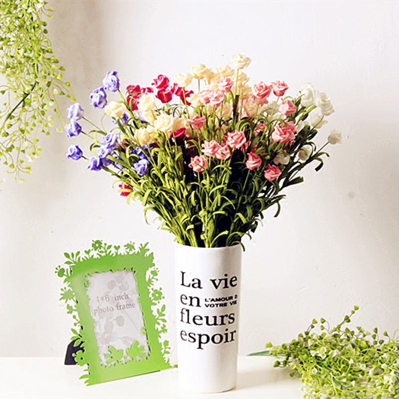 Искусственные цветы Beauty at home  10