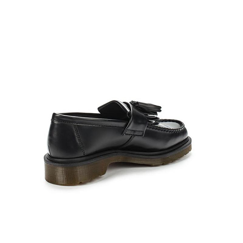 Dr.Martens马丁大夫流苏鞋男鞋马丁鞋套脚休闲低帮鞋权志龙同款