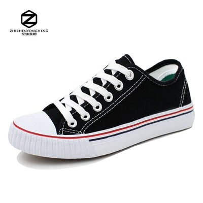 Spring new canvas shoes men's casual men's shoes Korean classic shoes sports shoes shoes students low to help tide shoes