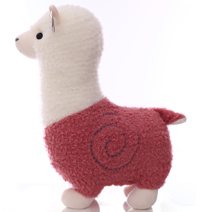 doll plush toy horse alpaca oversized sleeping pillow childr