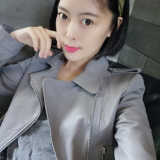 Leather jacket OTHER xyn063 2016