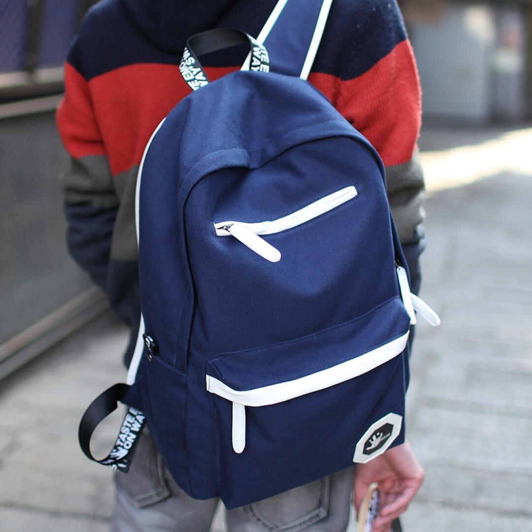 小学生双肩包背包男