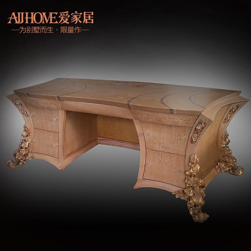 爱家居新古典欧式书桌FA334书桌