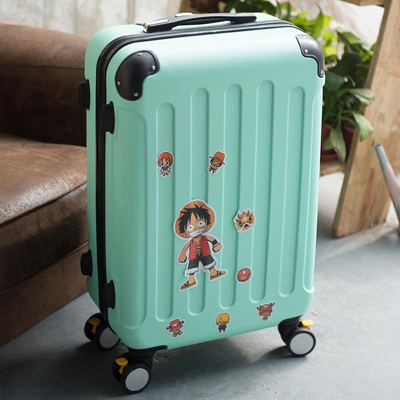 行李箱子万向轮拉杆箱男士20女22  24大学生 26寸旅行皮箱