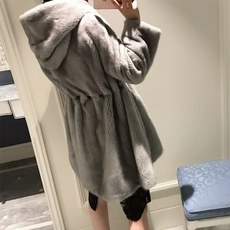 Fur garments Mandyshen m1228