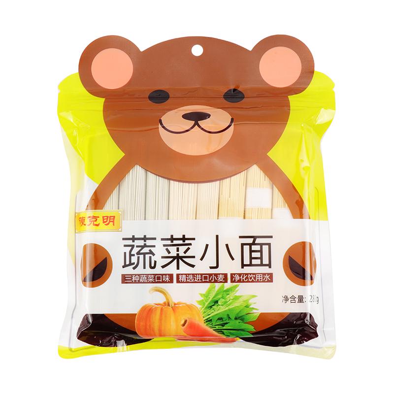 陈克明蔬菜小面 280g/袋