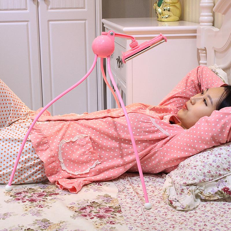 【珈企】小章鱼多功能懒人手机支架床上沙发桌面追剧自拍支架