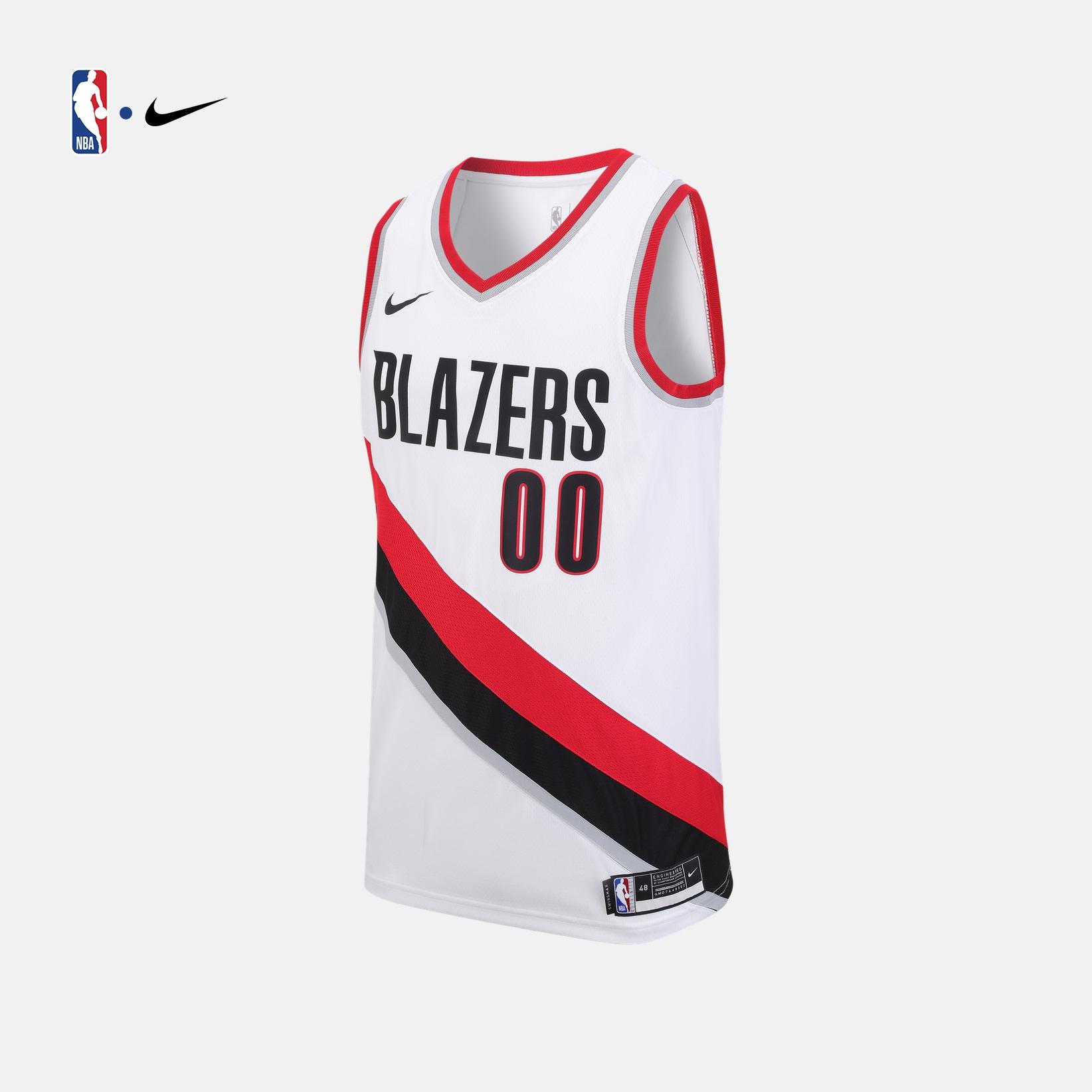 NBA-Nike 波特兰开拓者队 安东尼 Association Edition SW 球衣