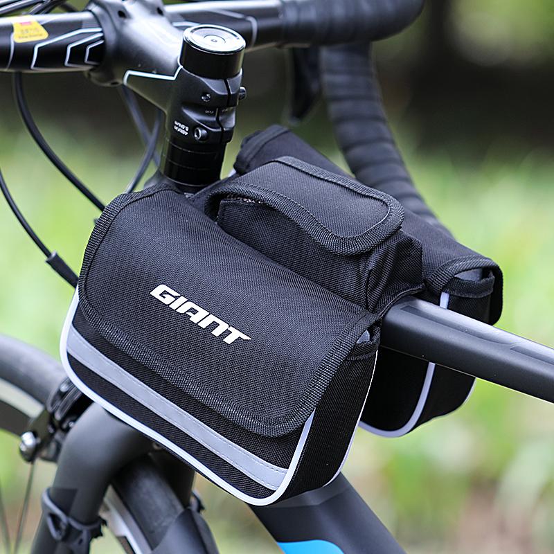 Giant捷安特自行车包上管包前梁包山地车马鞍包公路车手机包装备
