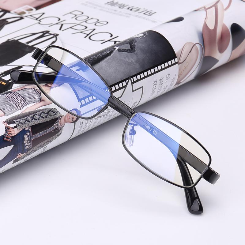 防蓝光辐射眼镜男女小脸小框保护眼睛平光无度数玩手机看电脑护目