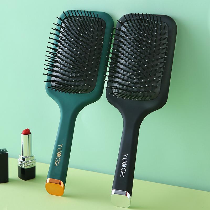 梳子女士专用长发气囊按摩梳女短发卷发造型梳防静电不伤发大板梳