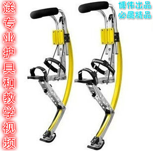 New Olympic adult children bouncing shoes bouncer bouncing stilts jumping dragon jumping dragon