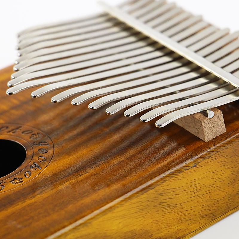 土著卡祖笛 卡林巴 kalimba 手指十音本色琴乐器琴拇指非洲赠送
