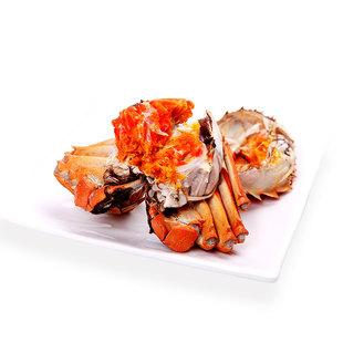 现货送2只阳澄湖大闸蟹全母螃蟹3.0-3.3两8只鲜活礼