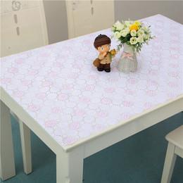 新款镂空蕾丝包邮免洗餐桌布艺塑料PVC茶几布餐垫台布防水烫金