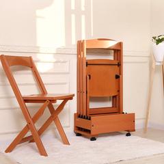 新品利快椅子收纳架意大利原装进口FOPPA实木收纳桌凳收纳置物架