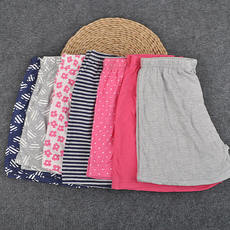 Home shorts Pajamas ladies summer thin cotton pants big pants five pants casual loose aero pants