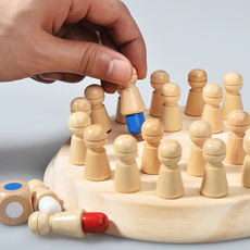Children's memory concentration training memory chess educational toys Primary school logic thinking attention game