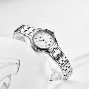 天王表女表正品小表盘防水钢带石英表休闲简约气质女士手表3626