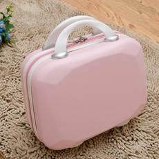 14 inch cosmetic bag female suitcase small suitcase fashion mini suitcase summer small box