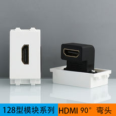 128 type ground plug panel accessories HDMI1090P HD 90 degree multimedia conference room projector module