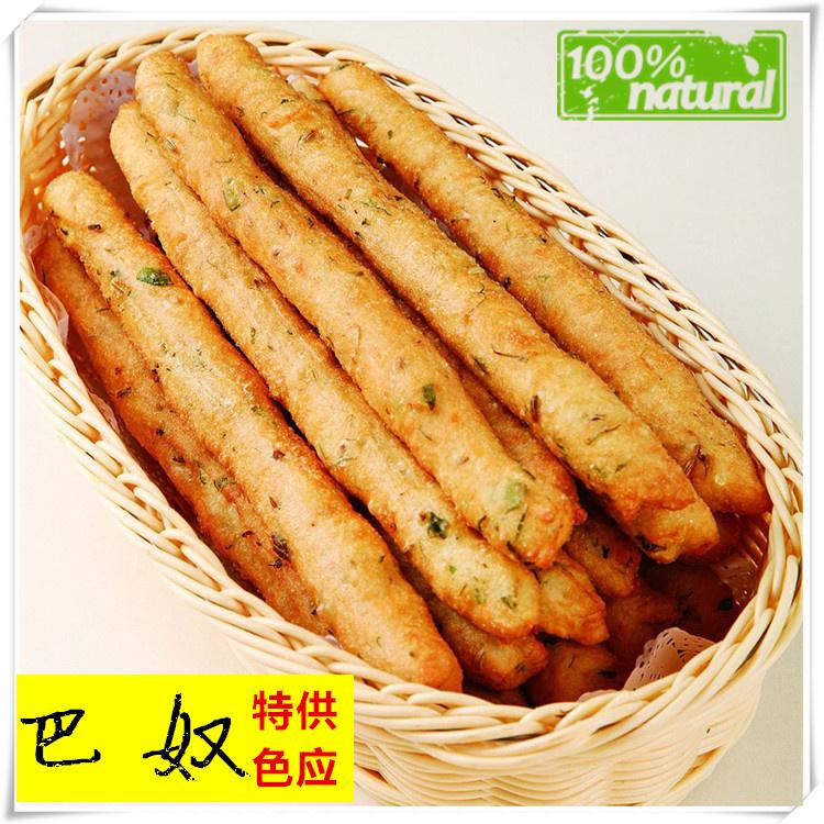 小茴香油条 清真速冻早餐食材 巴奴火锅油条 荤香油条 火锅半成品