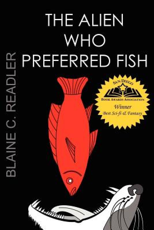 【预售】The Alien Who Preferred Fish