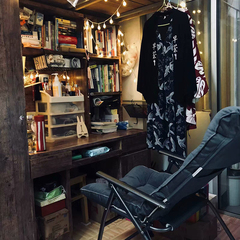 电脑椅子家用简约现代懒人学生宿舍书桌靠背椅书房办公椅沙发座椅