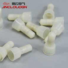 JYM-5 safety crimping cap Closed terminal Wiring cap Terminal Nylon Pacifier 100 copper core packet