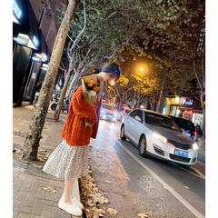 麻花毛衣女冬慵懒风宽松韩版套头加厚打底针织衫2018新款网红上衣