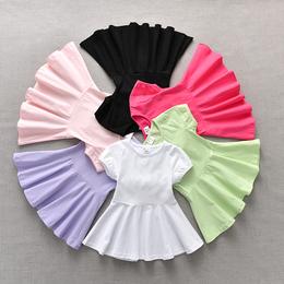 女宝宝连衣裙夏装女童公主裙儿童1-2婴儿小裙子夏季0-1-2-3-4-5岁