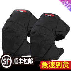 RUIGI summer motorcycle riding knee pads men and women four seasons windproof shatter-resistant knight protective gear electric car leggings