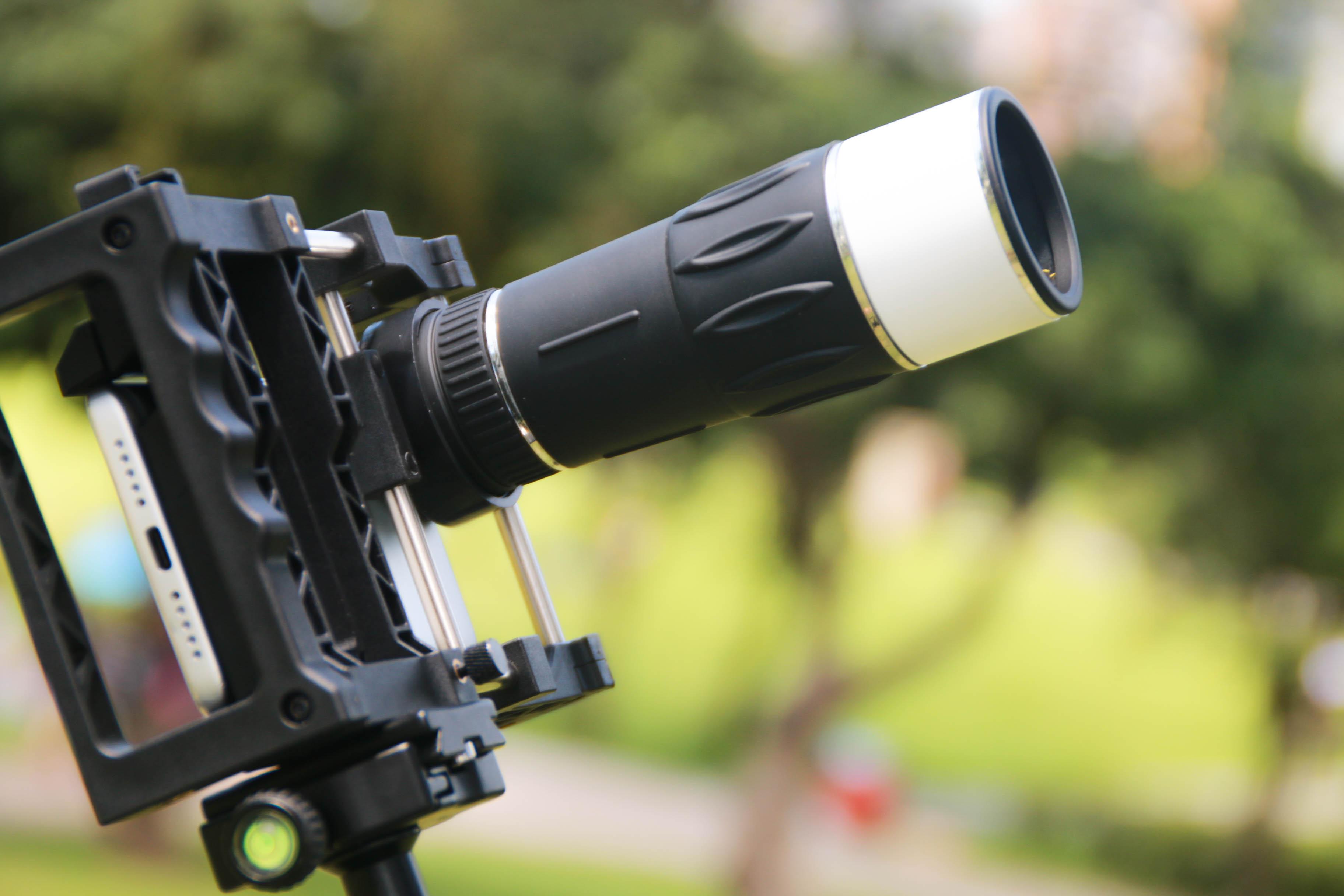 遠攝鏡頭在風景攝影中的應用