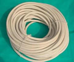 白色橡胶管 优质管 真空管纯橡皮管 水管耐碱胶管6mm-38mm
