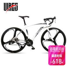 VIRES road bike 27/30 speed bend to the city variable speed dead adult bicycle male and female students racing