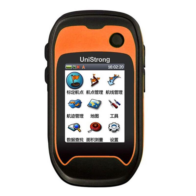 集思宝G120BD户外手持机定位器GPS经纬度定位仪导航仪测亩仪